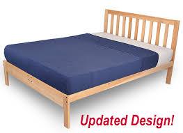 platform bed frame u0026 full size platform twin bed frames