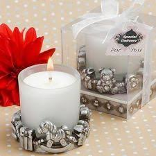 candle baby shower favors baby shower party candle fillers ebay