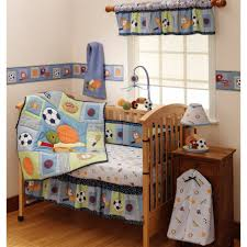 nursery comfort airplane crib bedding for baby sleep well