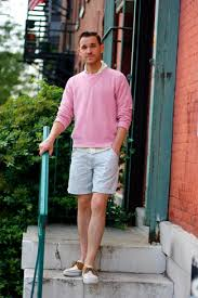 light pink shorts mens which shorts to wear with white boat shoes men s fashion