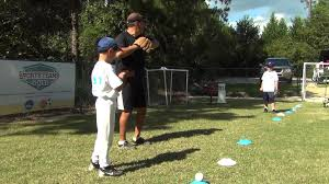 learning how to throw the baseball correctly 7 u0026 8 year olds