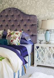 tufted headboards in bedroom contemporary with tufted headboard