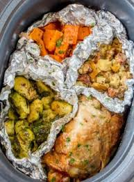 cooker thanksgiving dinner for 2 dinner then dessert