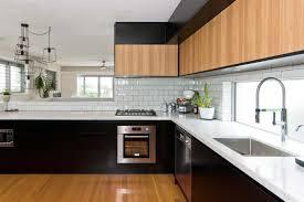 black kitchen cabinet inspiring home design