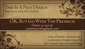 Vistaprint 10 Business Cards Vistaprint Business Cards Here U0027s Why 500 For 10 Is Better Than Free