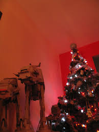 redandjonny star wars christmas tree