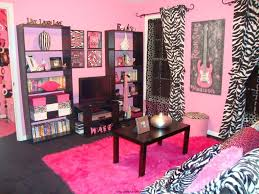 Pink And Black Bedrooms Enchanting Pink And Black Bedroom Ideas Stunning Home Design