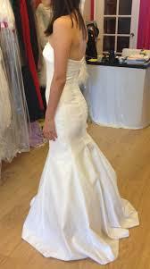 mcclintock wedding dresses mcclintock size 2 wedding dress oncewed