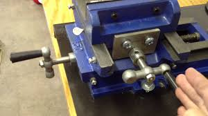 harbor freight rotary table harbor freight 6 cross slide vise correction bracket kit youtube
