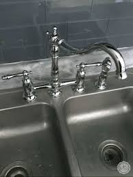 Installing A Kitchen Sink Faucet by How To Install A Kitchen Faucet Happily Ever After Etc
