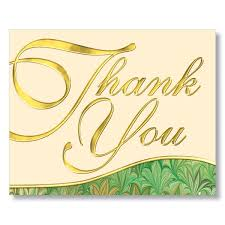 thank you cards appreciation thank you card