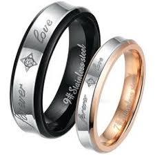 verlobungsringe partnerringe damen herren edelstahl strass ring trauringe verlobungsringe