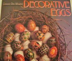 decorative eggs decorative eggs ord manroe 9780517060322 books