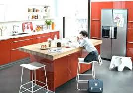 bar cuisine pas cher table ilot central ikea deco cuisine victorienne reims with table