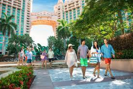 Atlantis Bahamas Map Atlantis Paradise Island Associated Luxury Hotels International