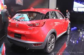 autos mazda 2015 mazda cx 3 to launch in malaysia in december report