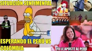 Memes De Peru Vs Colombia - fotos se burlan del per禳 vs colombia con una serie de memes en