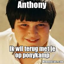 Anthony Meme - anthony create your own meme