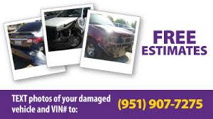Car Collision Estimate by Murrieta Auto Collisioin Quality Collision Repair And