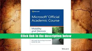 read online exam 98 368 mta mobility and device fundamentals