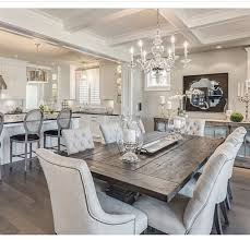 Living And Dining Room Combo Best 25 Long Dining Tables Ideas On Pinterest Long Dining Room