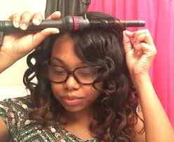 wand curled hairstyles blow out natural hairstyles hergivenhair