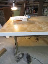 Relooker Une Table Relooker Une Table Basse En Aggloméré Avec Un Collage Déconome