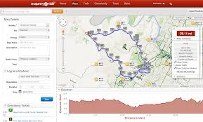 Make A Route Map by 9m Users Strong Mapmyfitness Brings Check Ins Advanced Google