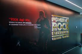 Rock And Roll Hall Of Fame Floor Plan by Brc Create Immersive Power Of Rock Experience For Cleveland U0027s Rock