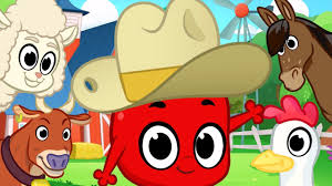 morphle and the farm animals 1 hour funny morphle kids videos