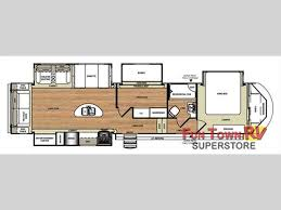 5th Wheel Rv Floor Plans 33 Best Dream Camper Images On Pinterest 5th Wheels Rv Camping