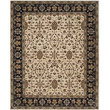 8x10 Wool Area Rugs Amazon Com Safavieh Stratford Collection Str471a Handmade Ivory
