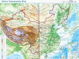 China Province Map China Maps In English Maps Of China China City Maps China Travel