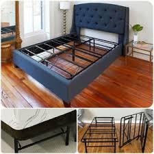 King Bed Frame Heavy Duty Hercules Platform Metal Steel Bed Frame Heavy Duty Mattress