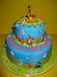winnie the pooh baby shower the pooh baby shower cake