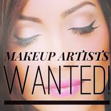 makeup artists needed beauty shadae