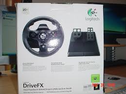xbox 360 steering wheel activewin com logitech drivefx racing wheel for xbox 360