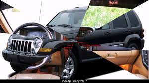 jeep liberty 2010 interior the best off roader jeep cherokee liberty 2001 vs 2007 vs 2011