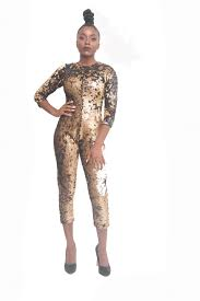 black and gold jumpsuit black gold jumpsuit fringe215