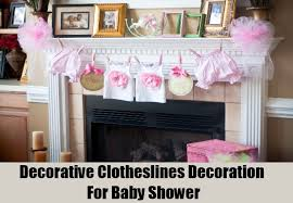 cheap baby shower centerpieces clothesline baby shower theme diabetesmang info