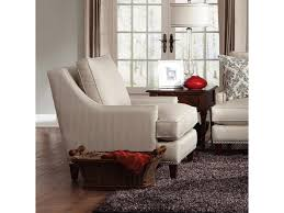 Klaussner Distinctions Klaussner Duchess Transitional Nailhead Wing Back Chair With Blend