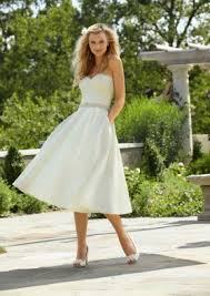 Knee Length Wedding Dresses Knee Length Cheap Wedding Dresses Wedding Gowns Online From