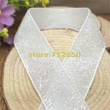 white velvet ribbon buy white velvet ribbon and get free shipping on aliexpress