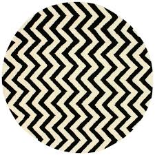 Black Chevron Area Rug Home Design Black And White Chevron Area Rug Decor Ideasdecor
