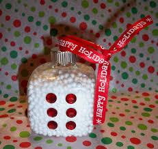 bunco dice ornament 3 4 bunco