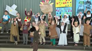 meadowbrook elementary school kindergarten thanksgiving play