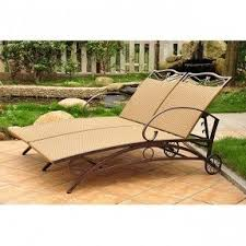Outdoor Furniture Wicker Resin by Resin Patio Lounge Chairs Foter