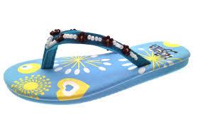 womens girls urban beach sandals flip flops toe posts kids summer