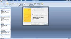membuat form login dengan ms access 2007 how to create form and subform in microsoft access youtube