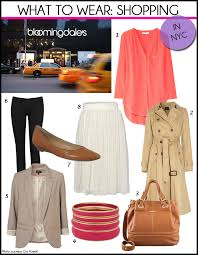 New York travel essentials images What to wear shopping in nyc travel style travelandstyle ca jpg